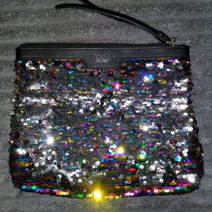 VS clutch/make up bag